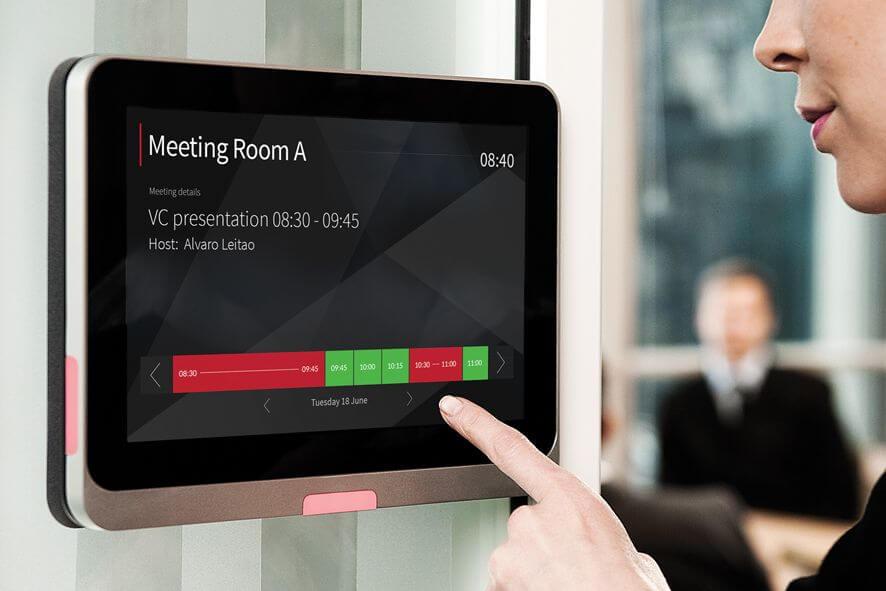 Room Booking SBCNL